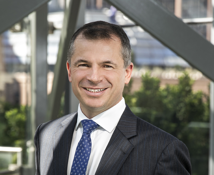 Paul Jenkins, Socio Director Global de Ashurst