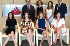Women in a Legal World y Banco Santander