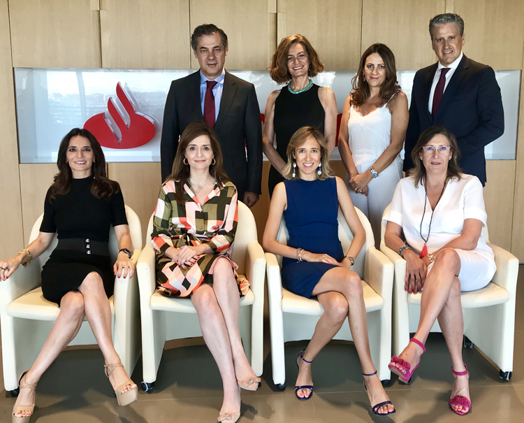 Women in a Legal World y Banco Santander