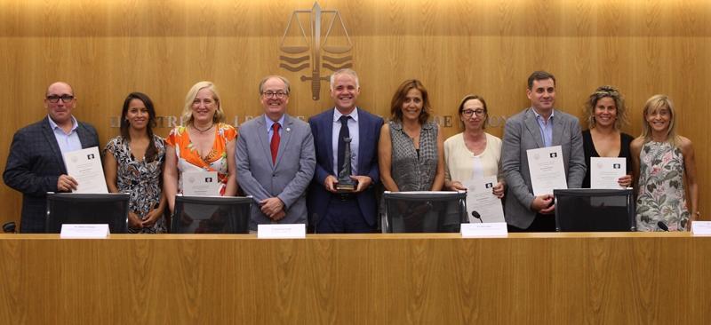 Premio 'Ànima' del Colegio de la Abogacía de Girona