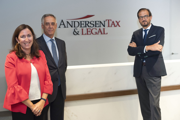 Andersen Tax & Legal incorpora a Belén Palao