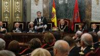 Carlos Lesmes en la apertura del Año Judicial