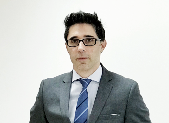 David Plaza, CEO de tuAppbogado