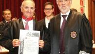 Jesús Sánchez, condecorado con la 'Cruz Distinguida de la Orden de San Raimundo de Peñafort'