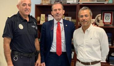 Colegio de Abogados de Málaga y la Policía Local de Marbella