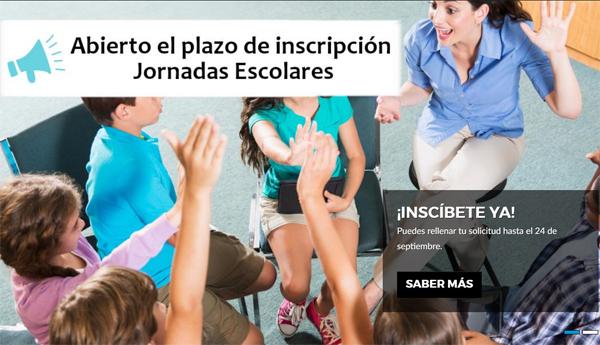 jornada escolar gratuita sobre ciberseguridad