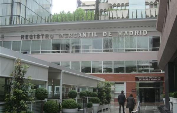 Registros Mercantiles