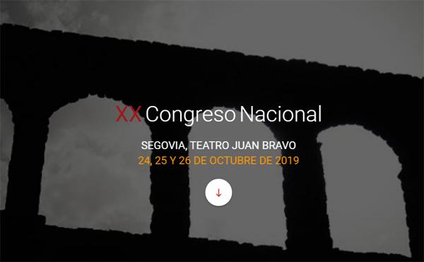 XX Congreso Nacional de ASNALA