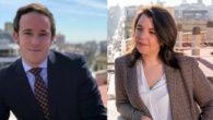 Mª Eugenia Blasco Rodellar, Socia área Inmigración y Xavier de Bernat Jiménez, Abogado área Derecho Civil y Procesal de AGM Abogados