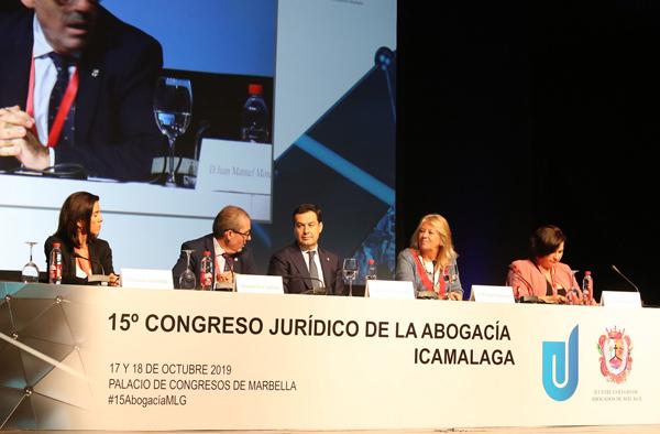 15º Congreso Jurídico de la Abogacía ICAMALAGA