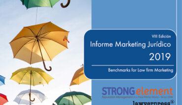 VIII Informe de Marketing Jurídico de STRONG element