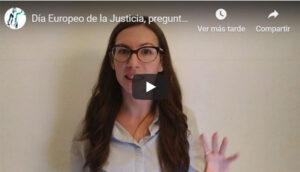 Día Europeo de la Justicia: Preguntas y Respuestas