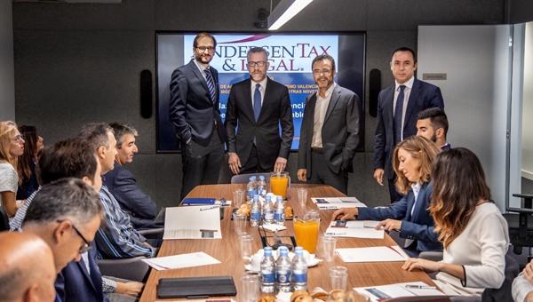 Andersen Tax & Legal Foro de Actualidad en el Urbanismo Valenciano
