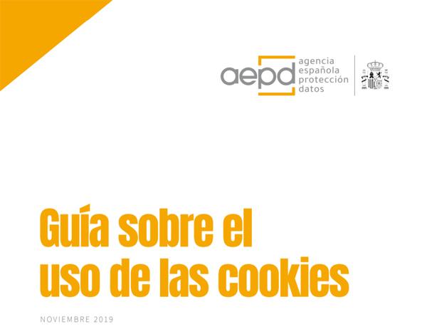 guía sobre el uso de cookies