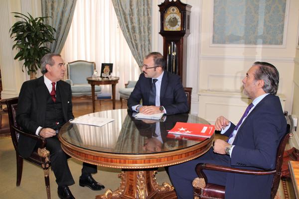 ICAM y la Comunidad de Madrid arbitraje