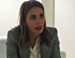 """Isabela Pérez Nivela: """"Los abogados in house estamos esperando propuestas de las new law"""""""