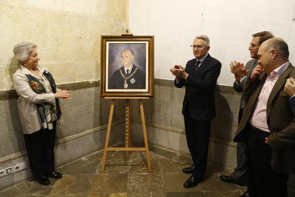 La Real Academia de Jurisprudencia y Legislación de Granada recuerda la figura de su ex presidente Luis de Angulo - Lawyer Press