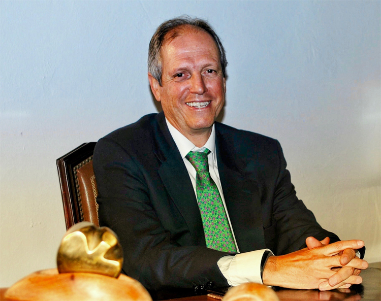 """Rafael Massieu, decano del ICA de Las Palmas: """"Promover la formación y la igualdad prioridades de nuestro Colegio."""" - Lawyer Press"""