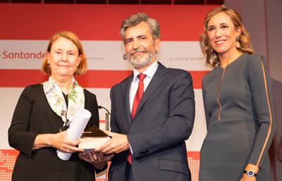 Premio Mujer del Año: Rosario Silva