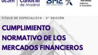 La UC3M compliance de los mercados financieros