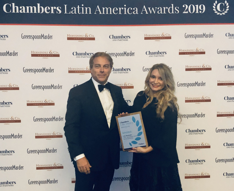Uría Menéndez premio Chambers Latin America