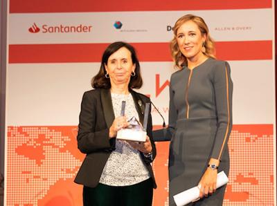 Premio de Honor: María Emilia Casas