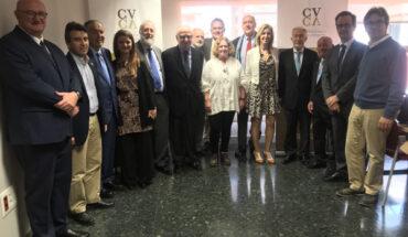 jurado del Premio de Derechos Humanos 2019 del Consejo Valenciano de Colegios de Abogados