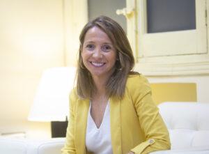 María Martín Pardo de Vera, responsable del Área de Protección de Datos de HELAS Consultores