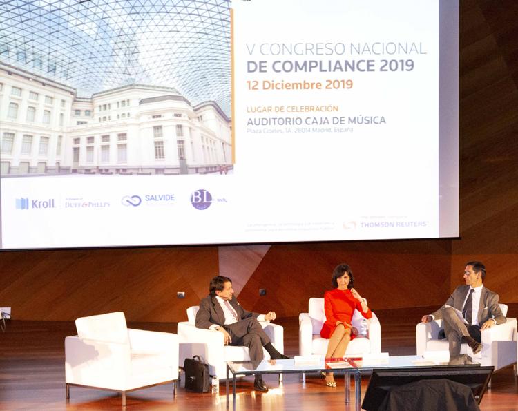 V Congreso Nacional de Compliance