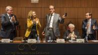 Joan Egea recibe al Premio Puig Salellas 2019
