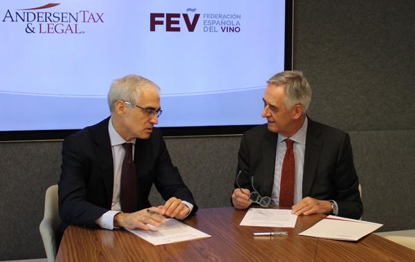 Andersen Tax & Legal Federación Española del Vino