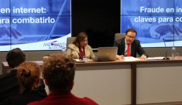 Andersen Tax & Legal con Elvira Tejada de la Fuente