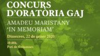 GAJ Barcelona oratoria