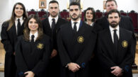 nueva Junta Directiva del Grupo de Abogados Jóvenes de Granada