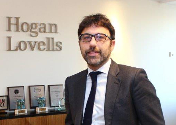 Hogan Lovells nombra socio a Ignacio Sánchez