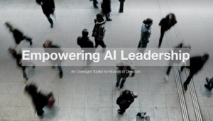 Empowering AI Leadership