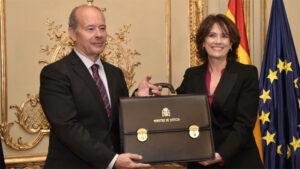 Juan Carlos Campo ministro de Justicia
