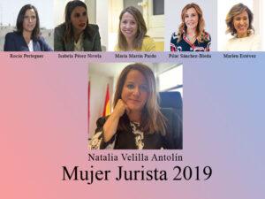 Mujer Jurista 2019 de Lawyerpress