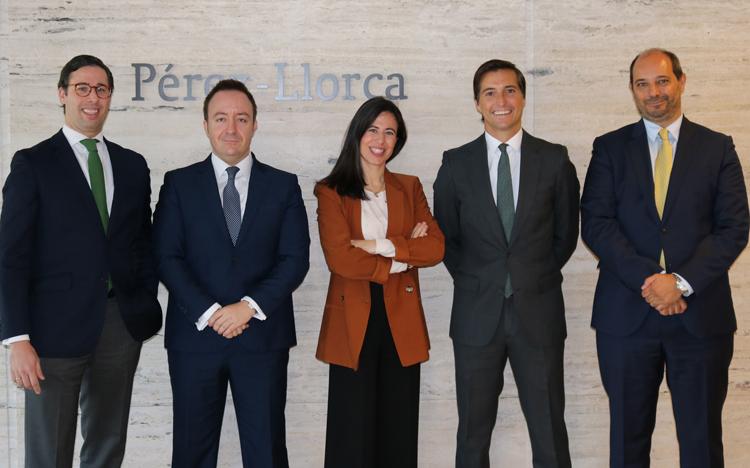 Pérez-Llorca socios