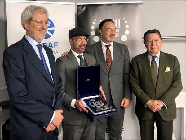 Premio AEDAF 2019