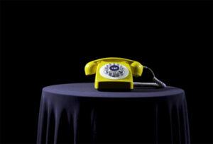 Teléfono Amarillo de la Conciliación