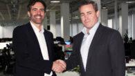 Pablo Rabanal CEO de reclamador.es_derecha Emilio Hunolt socio de Arcano Partners