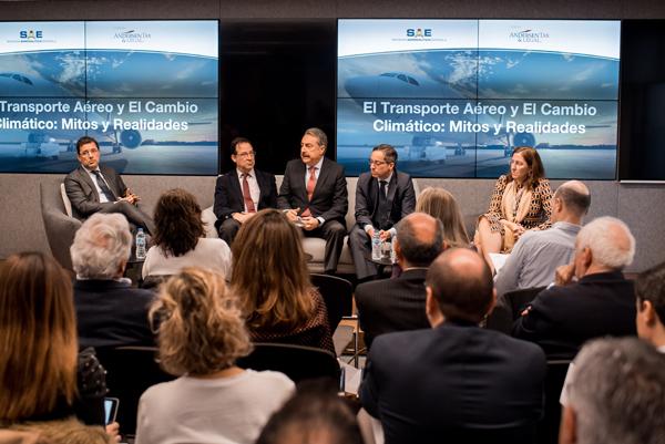 Andersen Tax & Legal sobre el Transporte Aéreo y el Cambio Climático: Mitos y Realidades
