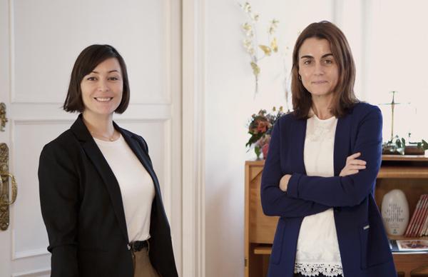Esther Álvarez y Belén Álvarez