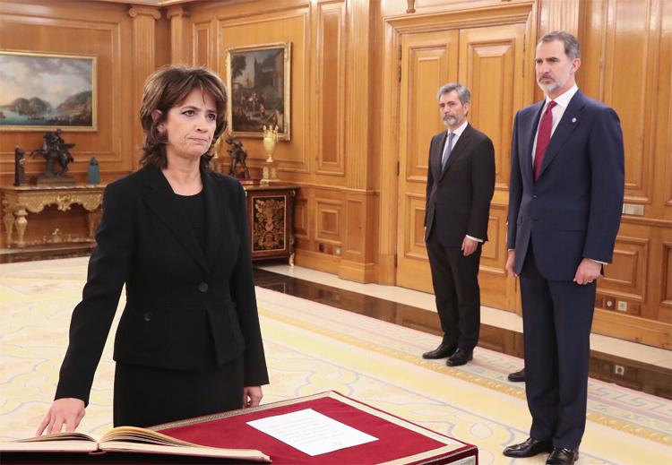 Fiscal General del Estado Dolores Delgado