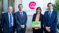 alcaldesa de Pozuelo de Alarcón visita Legálitas