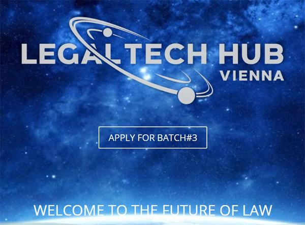 Legal Tech Hub Vienna