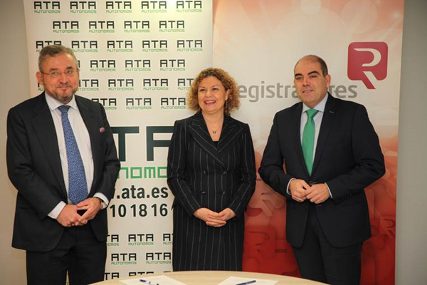 Registradores ATA