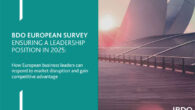 BDO Ensuring a leadership position in 2025