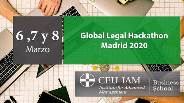 Global Legal  Hackathon Madrid 2020
